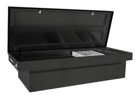 Buyers Products Crossover Tool Box_Black