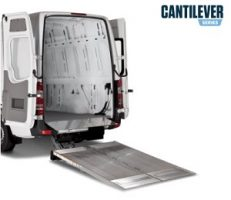 Tommygate Contilever Series_Ford Transit HR