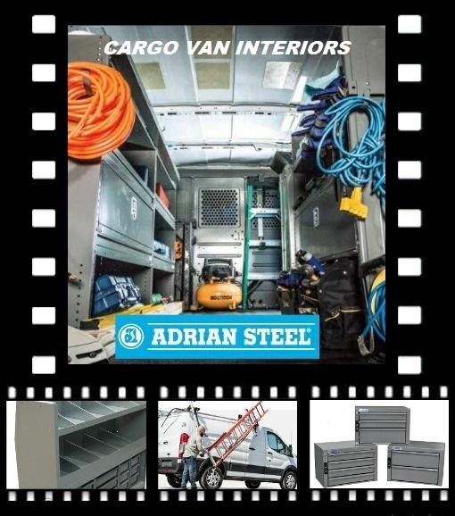 Adrian Steel_Van Components