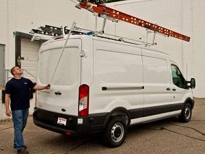 Van Ladder Racks Van And Truck Accessories Store