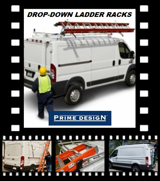 Prime Design_Van Ladder Racks