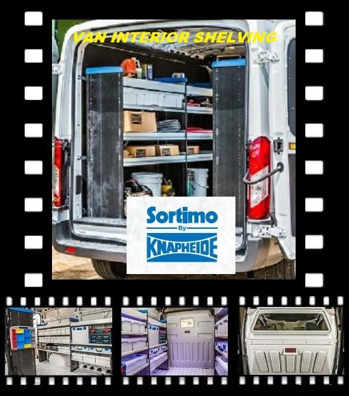 Sortimo_Van Interior Components