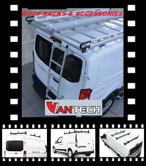 Vantech_Cargo Rack Models
