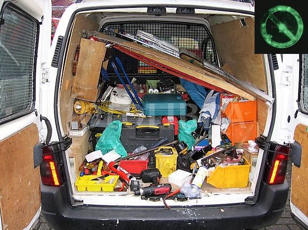 Untidy White Van 2
