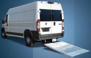 Cantilever Liftgate_Ram Promaster HR_2