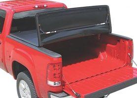 Rugged Liner E-Series Tri-Fold Tonneau Cover